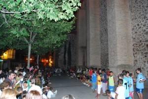 La Escuela de Verano finaliza con una semana de acampadas 5
