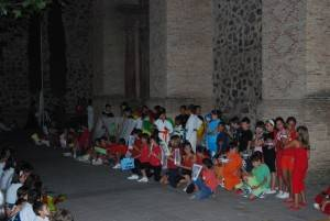olimpiadas herencianas 2008 12 300x201 - La Escuela de Verano finaliza con una semana de acampadas