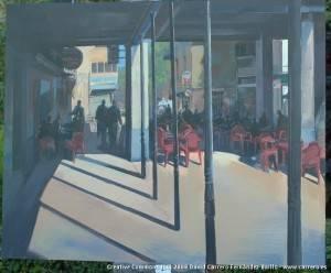 """segundo premio i certamen pintura rapida jose higueras 300x248 - Preparación del II Certamen Nacional de Pintura Rápida """"José Higueras"""""""