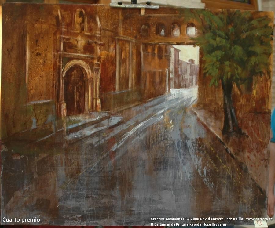 """certamen pintura rapida 2008 premiados 003 - Fotos y fallo del II Certamen de Pintura rápida """"José Higueras"""""""