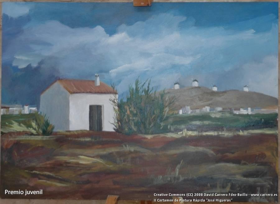 """certamen pintura rapida 2008 premiados 004 - Fotos y fallo del II Certamen de Pintura rápida """"José Higueras"""""""