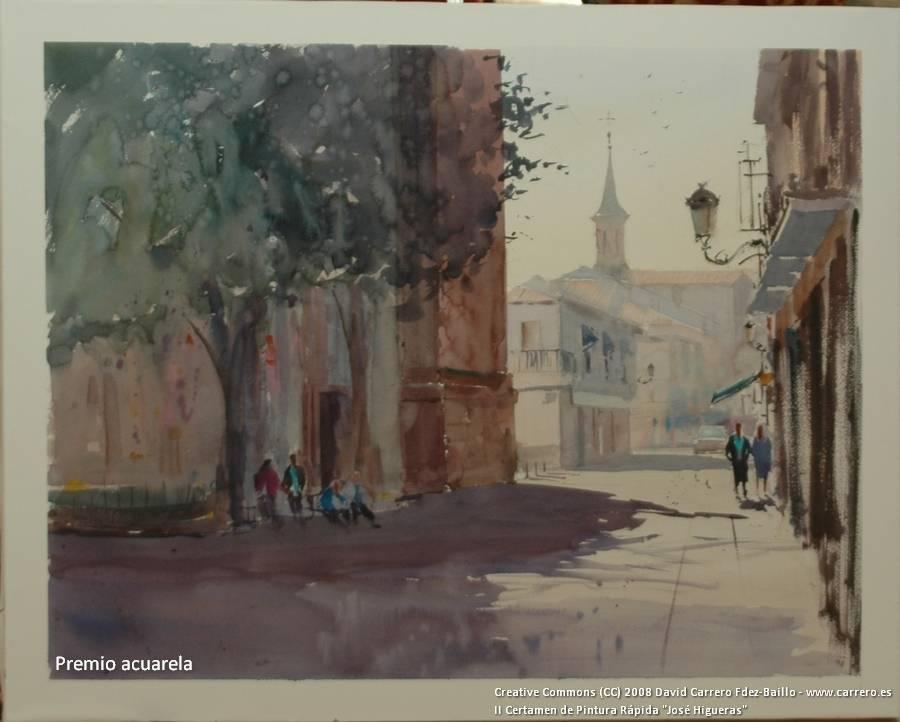 """certamen pintura rapida 2008 premiados 006 - Fotos y fallo del II Certamen de Pintura rápida """"José Higueras"""""""