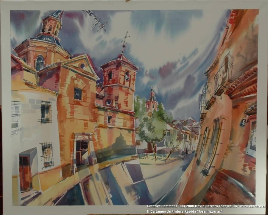 por Natalia Zhylitska, Obra adquirida por Grupo Ferca