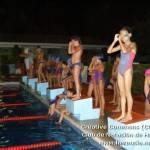 Éxito de la competición nocturna del Club de Natación de Herencia 16
