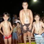 Éxito de la competición nocturna del Club de Natación de Herencia 20