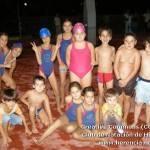 Éxito de la competición nocturna del Club de Natación de Herencia 9