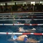Éxito de la competición nocturna del Club de Natación de Herencia 12