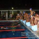 Éxito de la competición nocturna del Club de Natación de Herencia 13