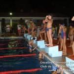 Éxito de la competición nocturna del Club de Natación de Herencia 14