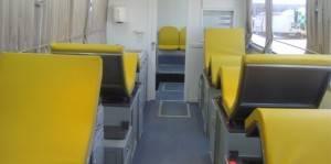 Tecnove realiza los interiores de los centros moviles de transfusión de sangre para la Comunidad de Madrid 3
