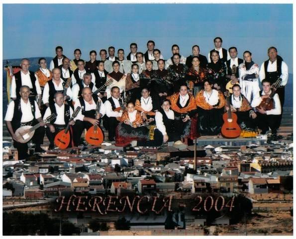 grupo folklorico herencia foto extraida de fedefolkcm - El grupo folklórico de Herencia participó en el XV Festival Navideño de Tomelloso