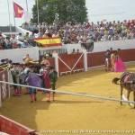Resumen de la corrida de Toros en Herencia 10