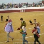 Resumen de la corrida de Toros en Herencia 17