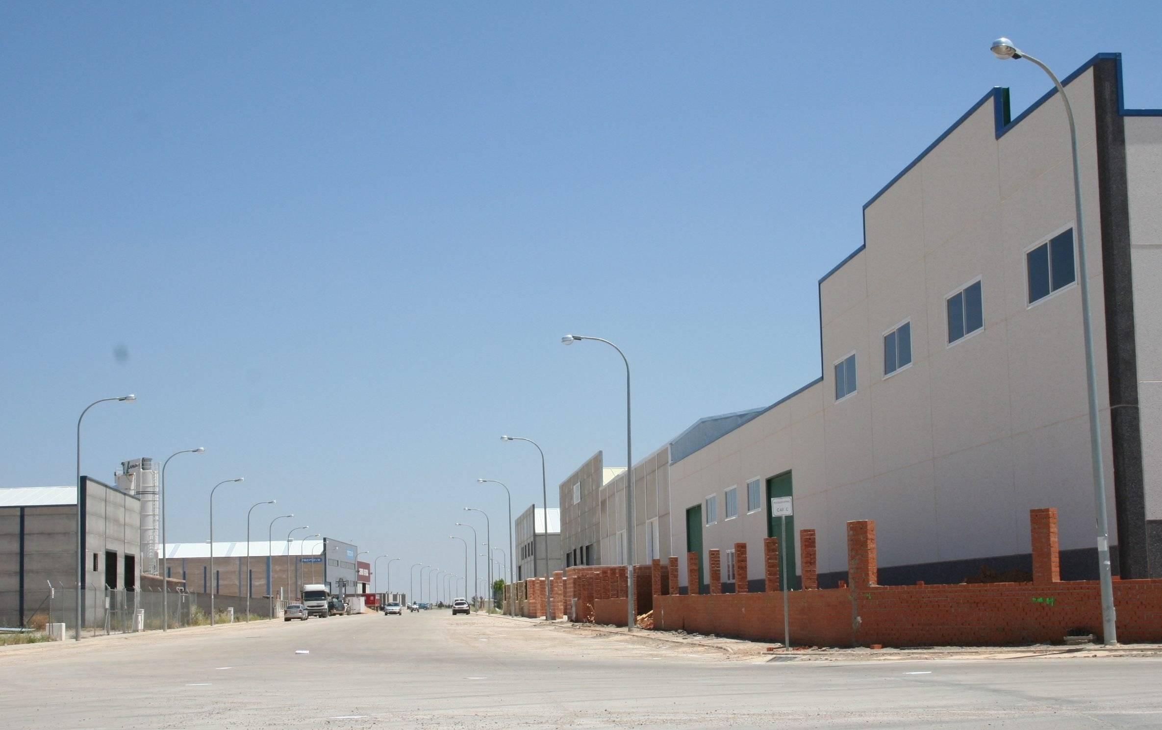 herencia poligono industrial - Avanza la ampliación del Polígono Industrial de Herencia