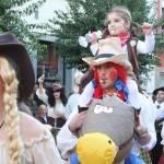 carnaval 1 150x150 - El Burleta y Haruspices se alzaron con los premios en categoría de Carrozas especiales y Axonsou con el premio local