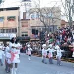 El Burleta y Haruspices se alzaron con los premios en categoría de Carrozas especiales y Axonsou con el premio local 11