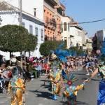 El Burleta y Haruspices se alzaron con los premios en categoría de Carrozas especiales y Axonsou con el premio local 3