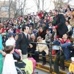 El Burleta y Haruspices se alzaron con los premios en categoría de Carrozas especiales y Axonsou con el premio local 4