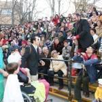 carnaval 3 150x150 - El Burleta y Haruspices se alzaron con los premios en categoría de Carrozas especiales y Axonsou con el premio local