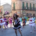 El Burleta y Haruspices se alzaron con los premios en categoría de Carrozas especiales y Axonsou con el premio local 5