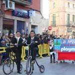 El Burleta y Haruspices se alzaron con los premios en categoría de Carrozas especiales y Axonsou con el premio local 7