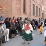 El Burleta y Haruspices se alzaron con los premios en categoría de Carrozas especiales y Axonsou con el premio local 8
