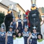 El Burleta y Haruspices se alzaron con los premios en categoría de Carrozas especiales y Axonsou con el premio local 10