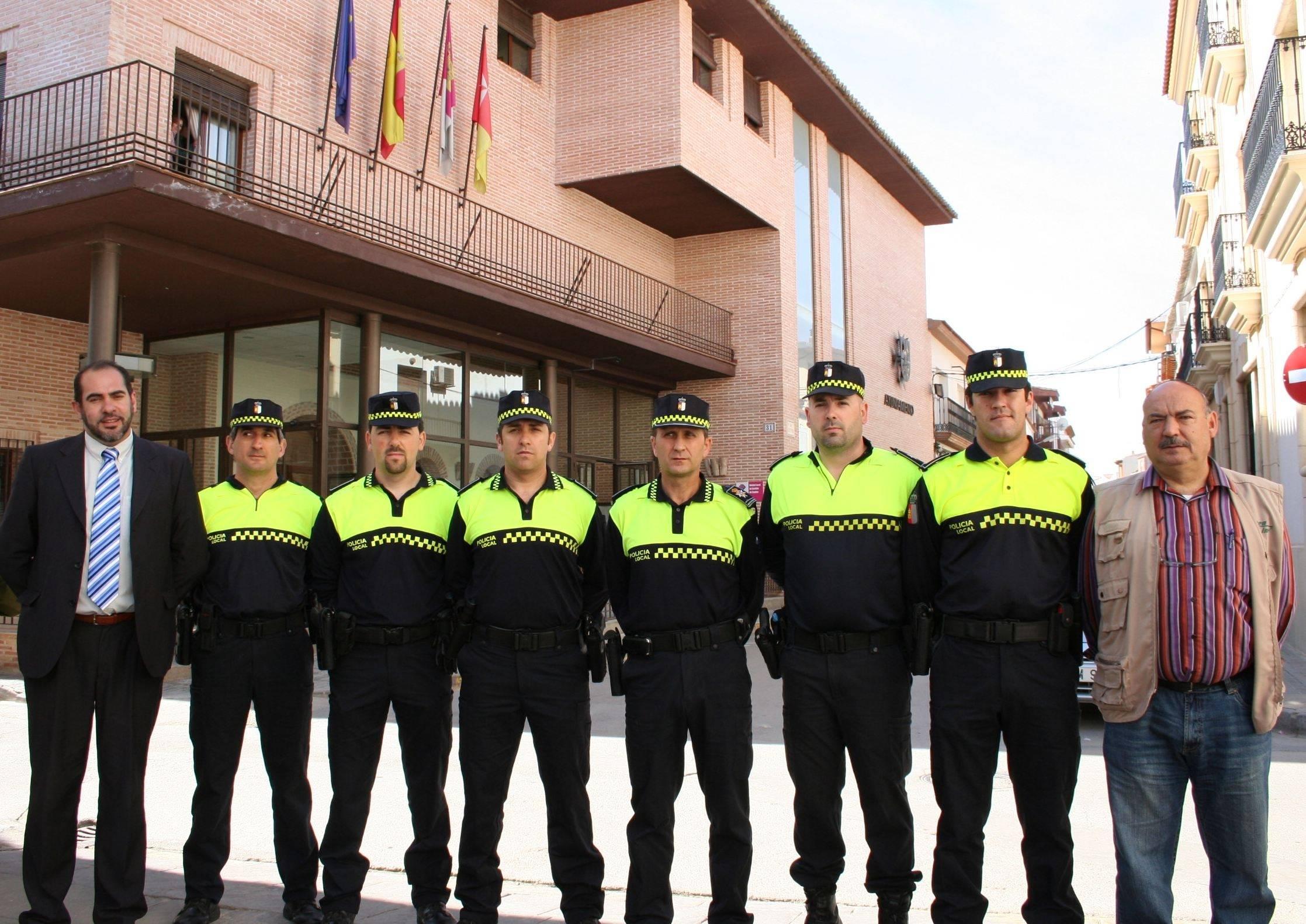 policiia mejoras - La Policía Local reclama al alcalde respuesta a sus peticiones