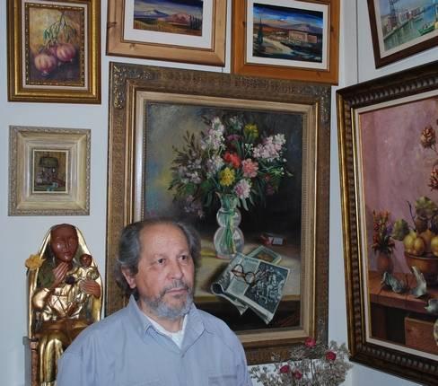 Fallece el pintor José Higueras 1