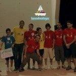 organizacion y finalistas gymkhana bdc 450px 150x150 - Éxito de la IV Gymkhana Barco de Colegas