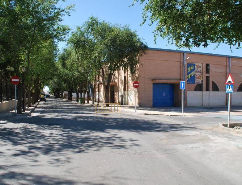 Herencia Cambio Vial - Nueva señalización vial en la avenida Tierno Galván