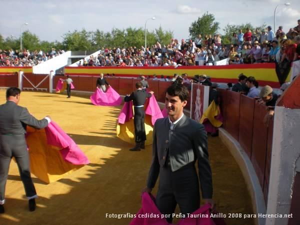 Jesulín de Ubrique en los de Toros en Herencia (Ciudad Real)