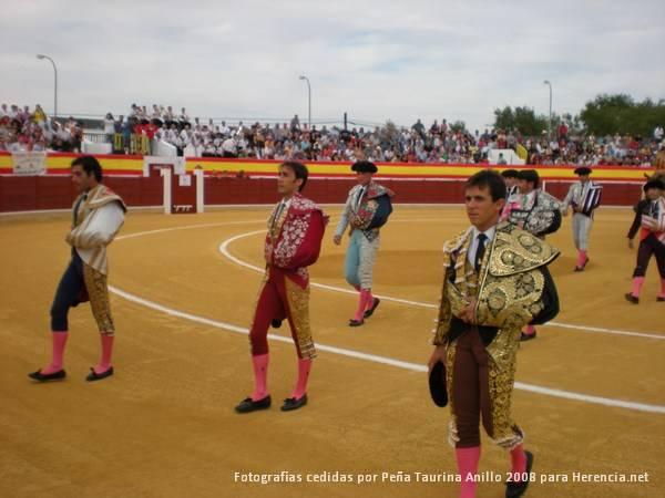 Toros en Herencia (Ciudad Real)