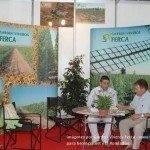Viveros Ferca cierra la edición 2009 de Iberflora 22
