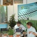 Viveros Ferca cierra la edición 2009 de Iberflora 25