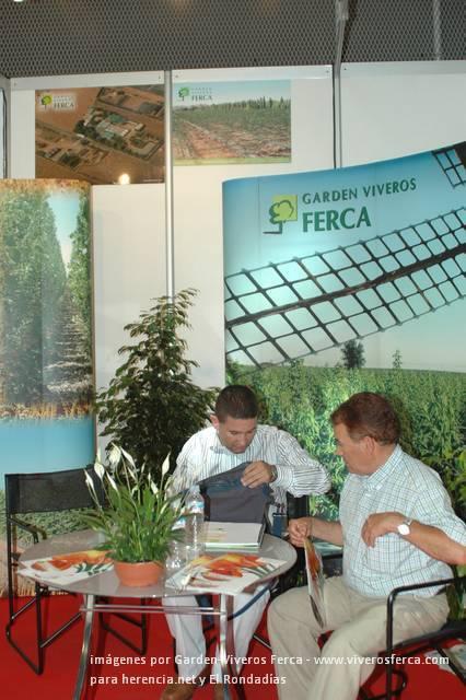 iberflora 2009 viveros ferca 0024 - Viveros Ferca estará presente en Iberflora 2009