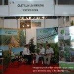 Viveros Ferca cierra la edición 2009 de Iberflora 28
