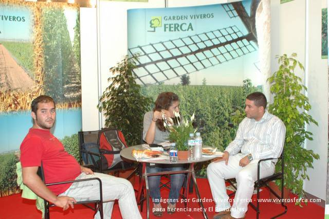Viveros Ferca acudirá a Iberflora 2010 4