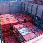 Tecnove comienza a enviar material para la remodelación de la base Juan Carlos I en la Antartida 1