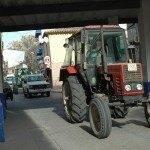 Herencia también se sumó al paro general agrario 3