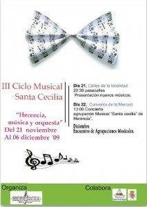 cartel santa cecilia copia