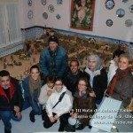 El taller de Historia Local realiza una ruta por el arte de los belenes herencianos 1