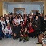 El Centro de Mayores recupera la tradición de cantar villancicos 2
