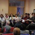 El Centro de Mayores recupera la tradición de cantar villancicos 3