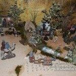 El taller de Historia Local realiza una ruta por el arte de los belenes herencianos 4