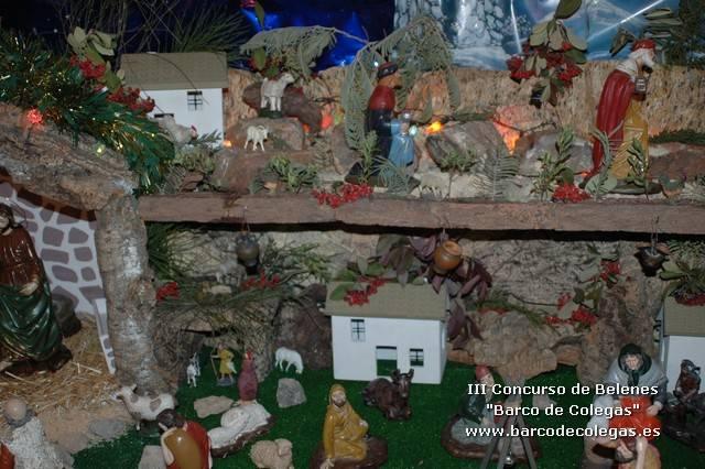 La Asociación del Comercio de Herencia invita a conocer la ruta de belenes de Villarrubia 1