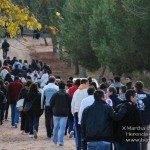 X Marcha de Adviento Herencia 2 150x150 - Más de 200 jóvenes celebran el Adviento