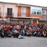 X Marcha de Adviento Herencia 5 150x150 - Más de 200 jóvenes celebran el Adviento