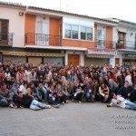 Más de 200 jóvenes celebran el Adviento 9