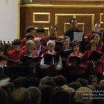 La Escuela Municipal de Música abarrotó la parroquia para ayudar en sus obras de rehabilitación 2